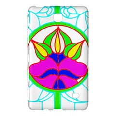 Pattern Template Stained Glass Samsung Galaxy Tab 4 (8 ) Hardshell Case