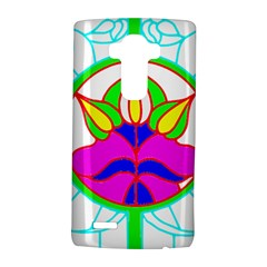 Pattern Template Stained Glass LG G4 Hardshell Case