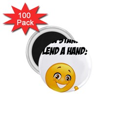 Take A Stand! 1 75  Magnets (100 Pack)