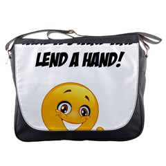 Take A Stand! Messenger Bags