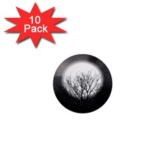 Starry Sky 1  Mini Buttons (10 pack)