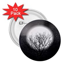 Starry Sky 2.25  Buttons (10 pack)