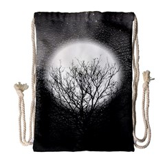 Starry Sky Drawstring Bag (Large)