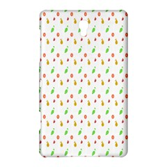 Fruit Pattern Vector Background Samsung Galaxy Tab S (8.4 ) Hardshell Case