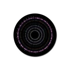 Circos Comp Inv Rubber Coaster (Round)