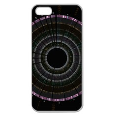 Circos Comp Inv Apple Seamless iPhone 5 Case (Clear)