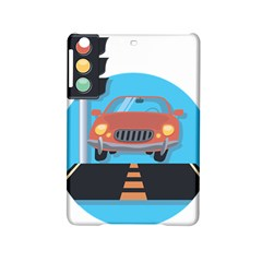 Semaphore Car Road City Traffic iPad Mini 2 Hardshell Cases