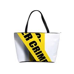 Internet Crime Cyber Criminal Shoulder Handbags