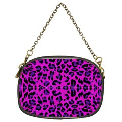 Pattern Design Textile Chain Purses (One Side)