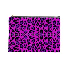Pattern Design Textile Cosmetic Bag (Large)