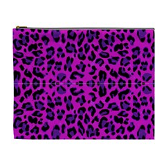 Pattern Design Textile Cosmetic Bag (XL)