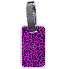 Pattern Design Textile Luggage Tags (One Side)