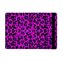 Pattern Design Textile Apple iPad Mini Flip Case