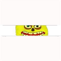 Monster Troll Halloween Shudder Small Bar Mats