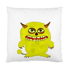 Monster Troll Halloween Shudder Standard Cushion Case (Two Sides)