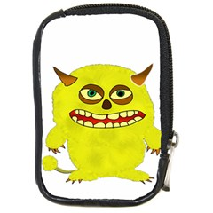 Monster Troll Halloween Shudder Compact Camera Cases
