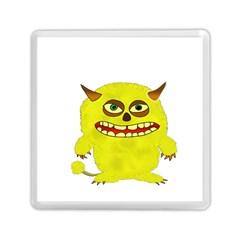 Monster Troll Halloween Shudder Memory Card Reader (Square)