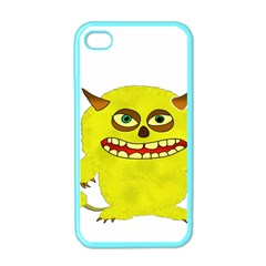 Monster Troll Halloween Shudder Apple iPhone 4 Case (Color)