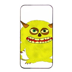 Monster Troll Halloween Shudder Apple iPhone 4/4s Seamless Case (Black)