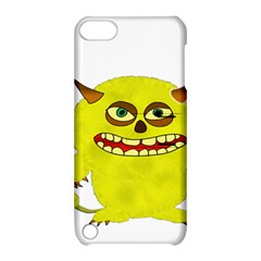 Monster Troll Halloween Shudder Apple iPod Touch 5 Hardshell Case with Stand