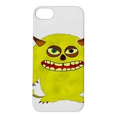 Monster Troll Halloween Shudder Apple iPhone 5S/ SE Hardshell Case