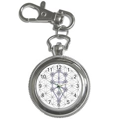 Tree Of Life Flower Of Life Stage Key Chain Watches