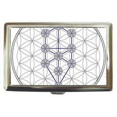 Tree Of Life Flower Of Life Stage Cigarette Money Cases