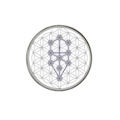 Tree Of Life Flower Of Life Stage Hat Clip Ball Marker