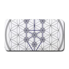 Tree Of Life Flower Of Life Stage Medium Bar Mats