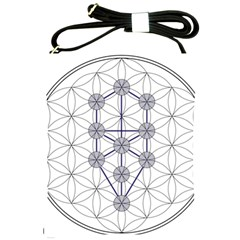 Tree Of Life Flower Of Life Stage Shoulder Sling Bags