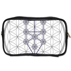 Tree Of Life Flower Of Life Stage Toiletries Bags