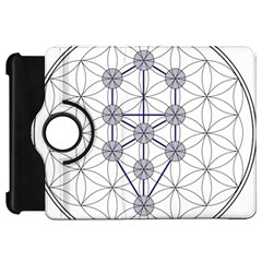 Tree Of Life Flower Of Life Stage Kindle Fire HD 7