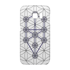 Tree Of Life Flower Of Life Stage Galaxy S6 Edge