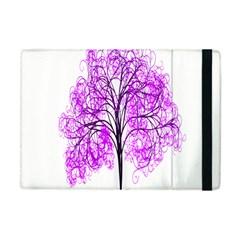 Purple Tree Apple iPad Mini Flip Case