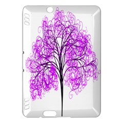Purple Tree Kindle Fire HDX Hardshell Case