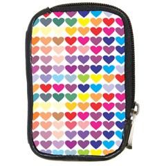 Heart Love Color Colorful Compact Camera Cases