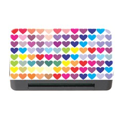 Heart Love Color Colorful Memory Card Reader with CF