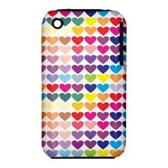 Heart Love Color Colorful iPhone 3S/3GS