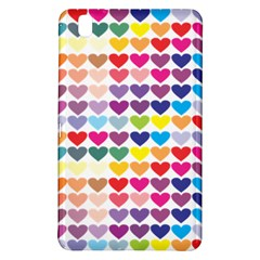 Heart Love Color Colorful Samsung Galaxy Tab Pro 8.4 Hardshell Case