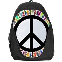Male Man Boy Masculine Sex Gender Backpack Bag