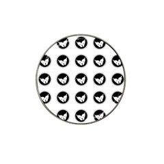 Butterfly Wallpaper Background Hat Clip Ball Marker (10 pack)