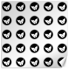 Butterfly Wallpaper Background Canvas 16  x 16