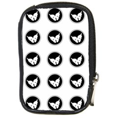 Butterfly Wallpaper Background Compact Camera Cases