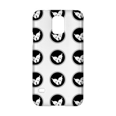 Butterfly Wallpaper Background Samsung Galaxy S5 Hardshell Case