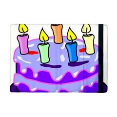 Cake Happy Birthday iPad Mini 2 Flip Cases
