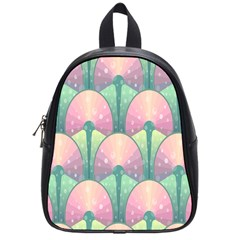 Seamless Pattern Seamless Design School Bags (Small)