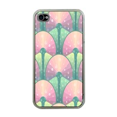 Seamless Pattern Seamless Design Apple iPhone 4 Case (Clear)