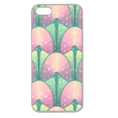 Seamless Pattern Seamless Design Apple Seamless iPhone 5 Case (Clear)