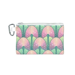Seamless Pattern Seamless Design Canvas Cosmetic Bag (S)