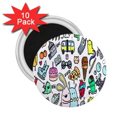 Story Of Our Life 2.25  Magnets (10 pack)
